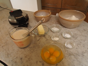 Bowls & ingredients