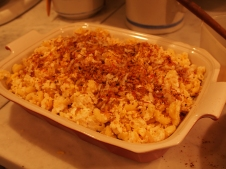 UnBaked Mac & Cheese