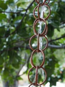 RainChain in Downpour