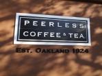 Peerless sign