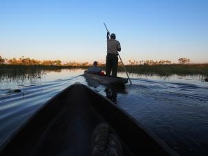 Boating at Dawn