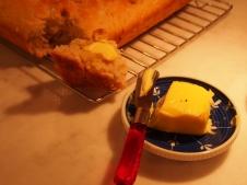 Focaccia & butter